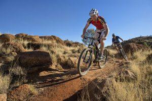 Unterwegs mit dem Mountainbike im Bergischen Land